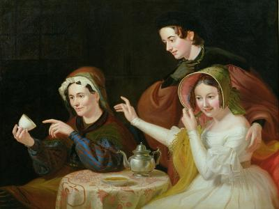 Dregs in the Cup, 1838-William Sidney Mount-Giclee Print