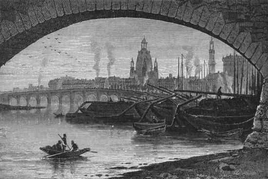 'Dresden', 1902-Unknown-Giclee Print