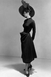 Dress by Christian Dior, 1948 (New Look Style)