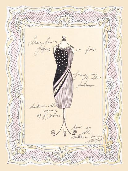Dress Form I-Steve Leal-Art Print