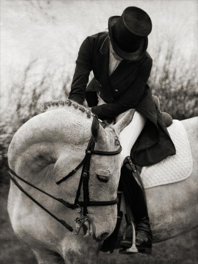 Dressage - The Transition-Pete Kelly-Giclee Print