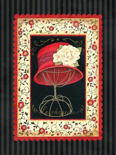 Dressed in Red I-Gwendolyn Babbitt-Art Print