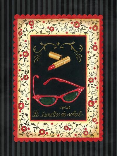 Dressed in Red IV-Gwendolyn Babbitt-Art Print