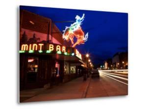 The Mint Bar in Sheridan, Wyoming by Drew Rush