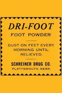 Dri-Foot Foot Powder