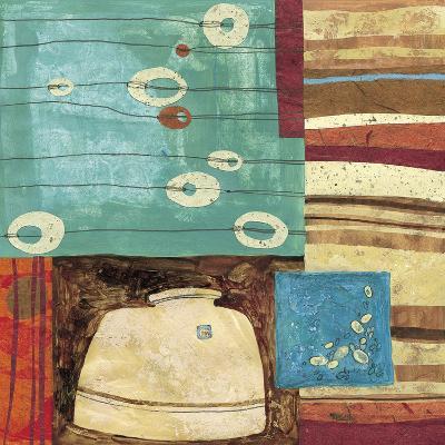 Drift Lines III-Liz Myhill-Giclee Print