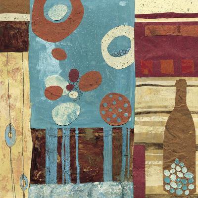 Drift Lines IV-Liz Myhill-Giclee Print