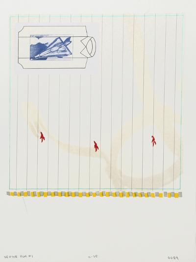 Drifter Plus #1-Glenn Goldberg-Collectable Print