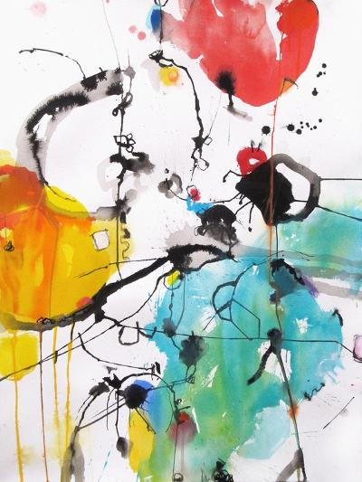 Drifting Continents-Emily Weil-Art Print