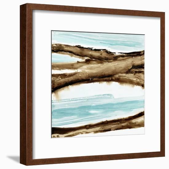 Driftwood 1-Chris Paschke-Framed Premium Giclee Print