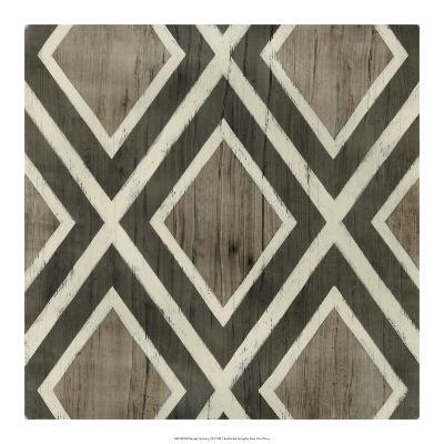 Driftwood Geometry II-June Erica Vess-Giclee Print