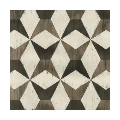 Driftwood Geometry IX-June Vess-Art Print