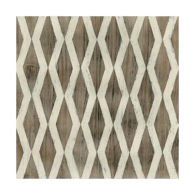 Driftwood Geometry VIII-June Vess-Art Print