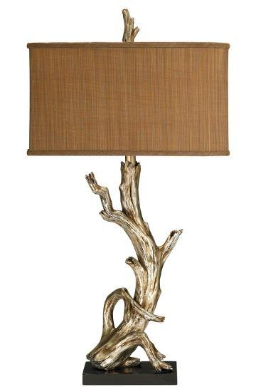 Driftwood Table Lamp--Home Accessories