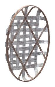 Drima Wall Décor Gray
