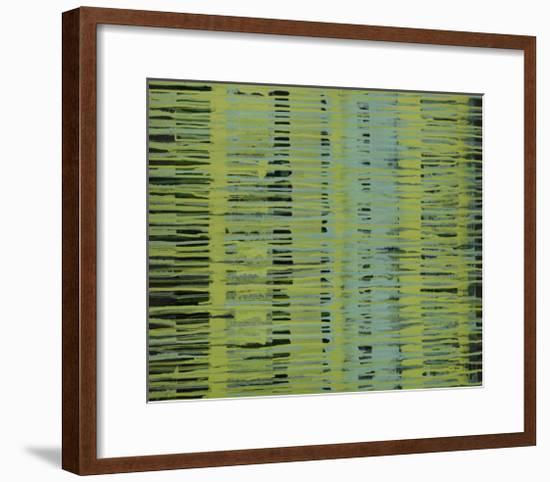 Drip Test 5-Christopher Balder-Framed Premium Giclee Print