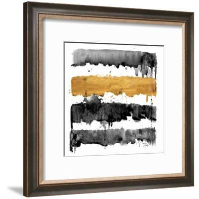 Dripping Gold-Patricia Pinto-Framed Art Print