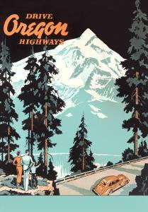 Drive Oregon Highways