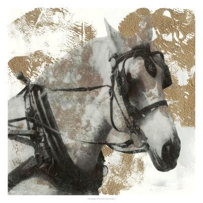 Driving Horses II-Naomi McCavitt-Giclee Print