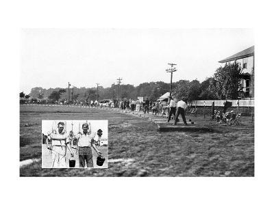 Driving range The American Golfer January 1931--Premium Photographic Print