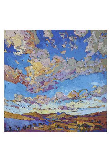 Driving Sky-Erin Hanson-Art Print