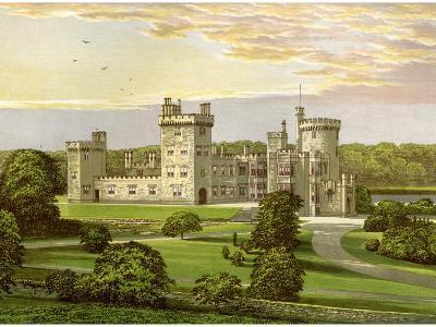 Dromoland, County Clare, Ireland, Home of Lord Inchiquin, C1880-AF Lydon-Giclee Print
