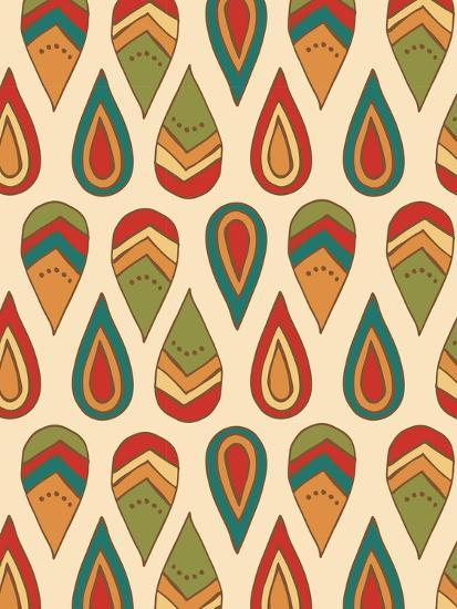 Drop Pattern-Esther Loopstra-Giclee Print