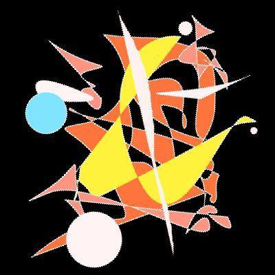 Dropping The Ball Color-Ruth Palmer-Art Print