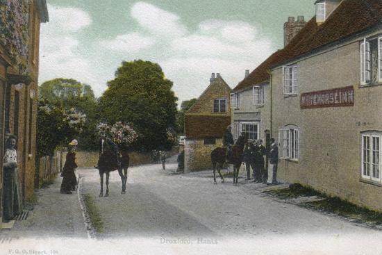 Droxford, Hampshire, 1905--Giclee Print