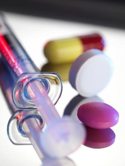 Drugs-Tek Image-Photographic Print