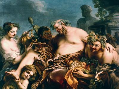 Drunken Silenus, 1747-Carle Vanloo-Giclee Print