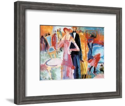 Dry Martini-Marie Versailles-Framed Art Print