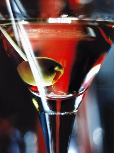 Dry Martini-Bruno Ehrs-Photographic Print