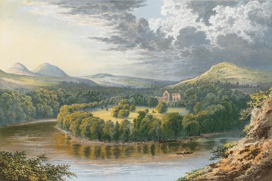 Dryburgh Abbey-Alexander Francis Lydon-Giclee Print