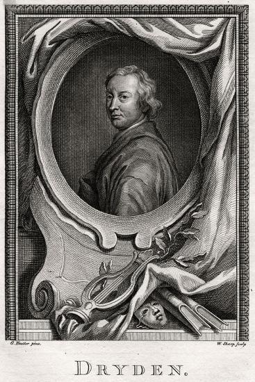 Dryden, 1775-W Sharp-Giclee Print