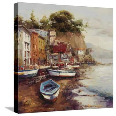 Drydock-Catano-Stretched Canvas Print