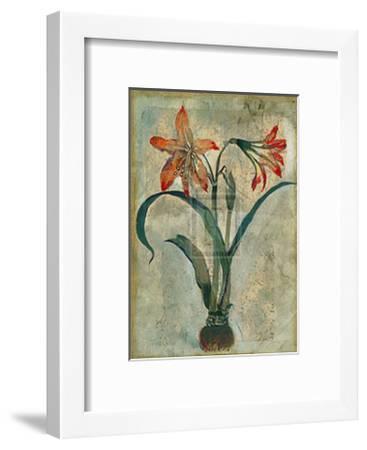 Du Jardin I-Augustine (Joseph Grassia)-Framed Art Print