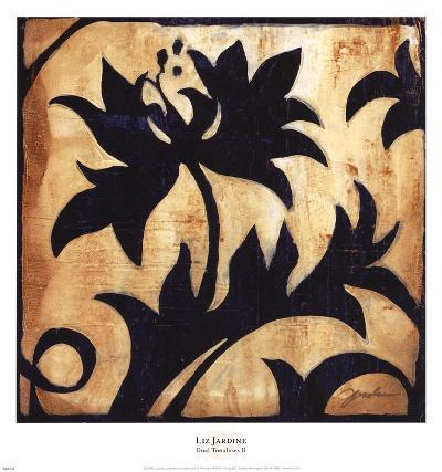 Dual Tonalities II-Liz Jardine-Art Print