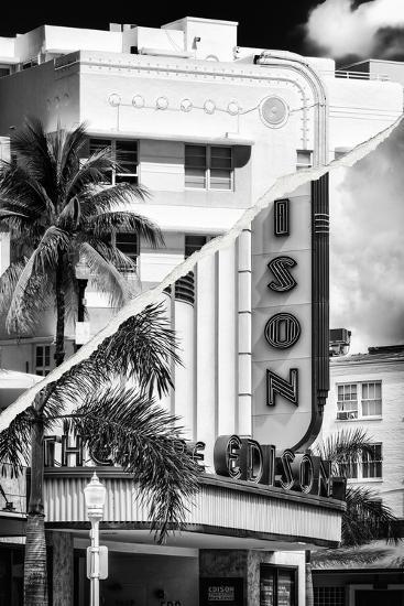 Dual Torn Posters Series - Miami-Philippe Hugonnard-Photographic Print