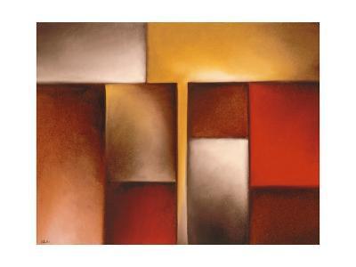 Dual Vision I-Nadia Beltei-Art Print