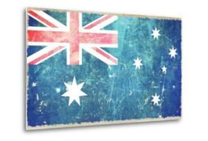 Australia Flag by duallogic
