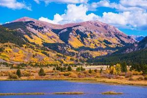 Colorado Autumn by duallogic