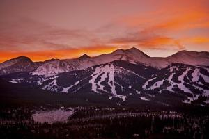 Colorado Sunset by duallogic