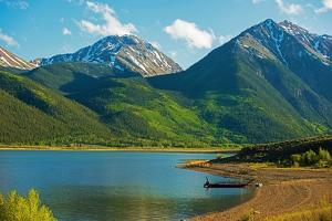 Colorado Twin Lakes by duallogic