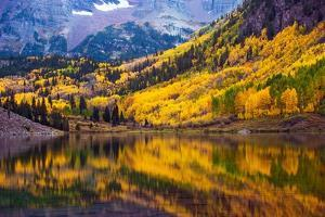 Fall in the Colorado by duallogic