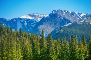Mountain Peak by duallogic