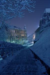 One Winter Night by duallogic