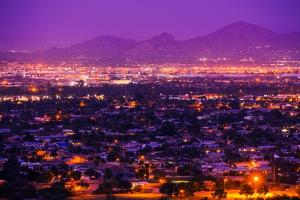 Phoenix Arizona Suburbs by duallogic