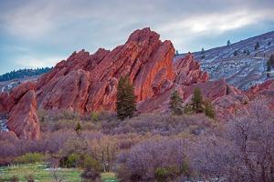Scenic Colorado Rock by duallogic