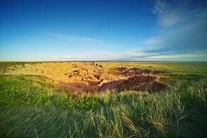 South Dakota Prairie by duallogic
